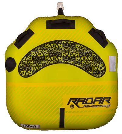 radar boat tubes radar renegade 2 person tube boat tubes skatepro