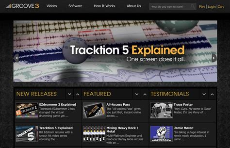 tracktion 5 review tracktion 5 how to released djworx