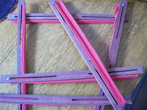 Quilt Stretcher six quilting stretcher frame for pillow tops