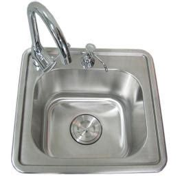 outdoor kitchen sink faucet 55 best images about bars sinks on