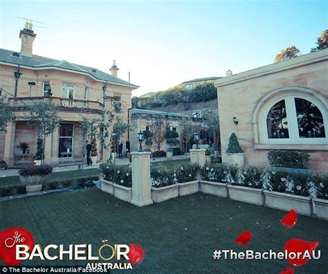 the bachelor mansion inside the bachelor s incredibly luxurious mansion daily