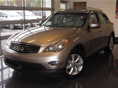 purchase used 2009 infiniti ex35 journey awd premium bose navigation in ardmore pennsylvania