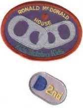 Bordir Patch Emblem Badgr Mcdonald 1000 images about pull for the house on pop tabs ronald mcdonald house and soda tabs
