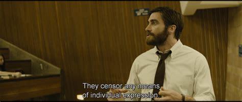 Jakes Discerning Eye by Enemy Jake Gyllenhaal