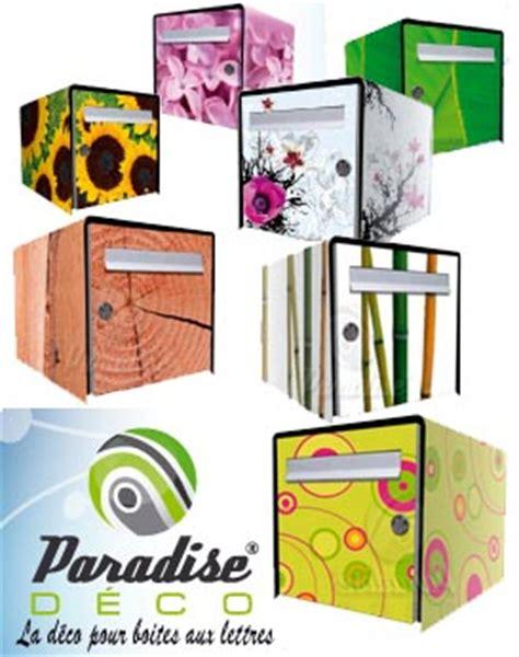 Decoration Pour Boite Aux Lettres by Quelques Liens Utiles