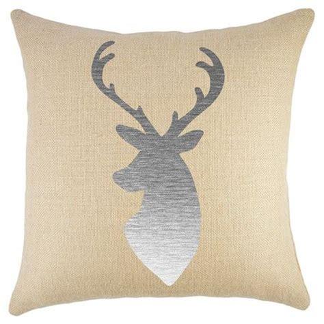 Deer Pillow by Deer Pillow Diy Craft