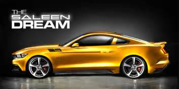 Black Mustang Club 2015 Saleen 302 Mustang