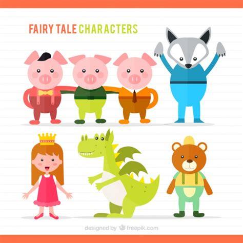 imagenes vectores infantiles fairy tale characters www pixshark com images
