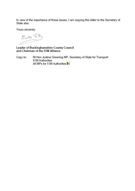 Business Letter Request For Update stop hs2 51m letter asking hs2 about updating the
