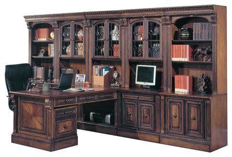 huntington peninsula desk wall office unit 12
