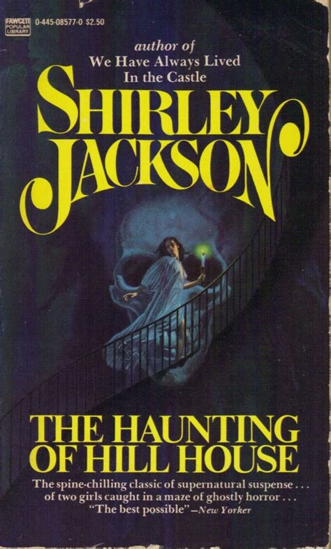 The Haunting Of Hill House by The Haunting Of Hill House By Shirley Jackson Nz Booklovers