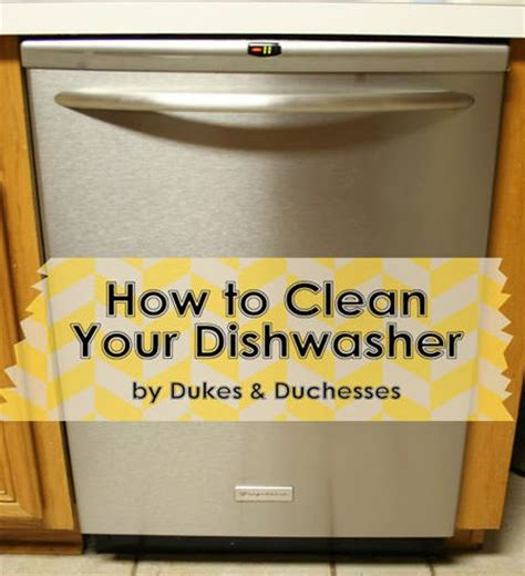 20 best kitchen cleaning tips clean dishwasher cleaning 15 best cleaning tips for the kitchen onecreativemommy com