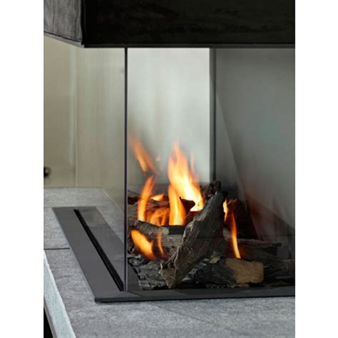lineafire fireplaces 3 sided 70 wood and gas fireplaces