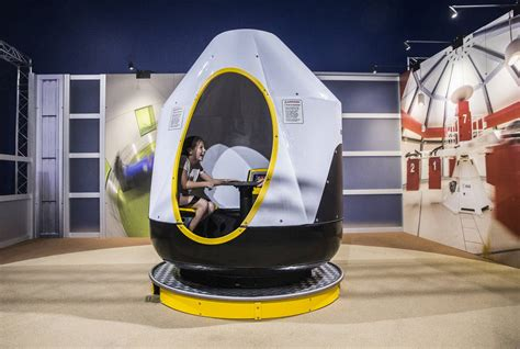 Quot G Quot The New Astronaut Exhibit At Springs Preserve Explores Daily