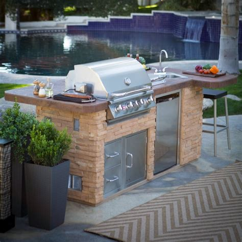 Prefabricated Outdoor Kitchen Islands kitchen rustic kitchen design 5 reasons to choose rustic