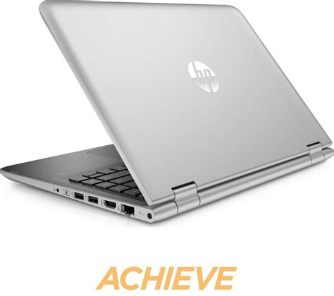 hp pavillon x360 buy hp pavilion x360 13 s150sa 13 3 quot 2 in 1 silver