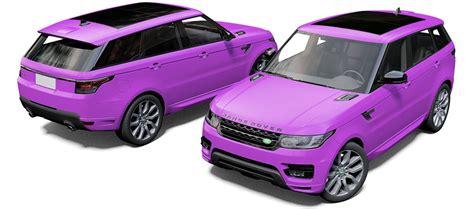 matte pink range rover range rover sport svr reforma uk