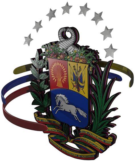 imagenes del escudo de venezuela actualizado escudo de venezuela by deiby ybied on deviantart