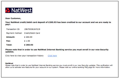 nat west bank accounts order paper bank statement natwest amr