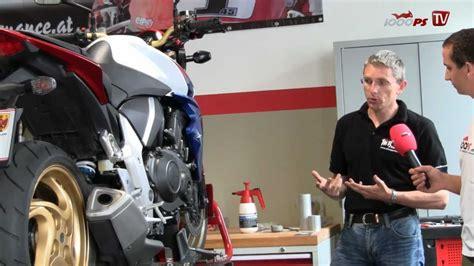 Motorrad Batterie Unterschiede by How To Fahrwerk Am Motorrad Einstellen