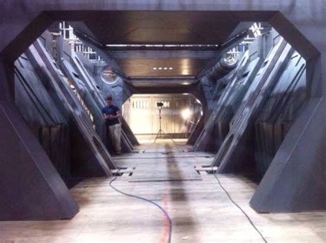 Wars Interior by New Wars Episode 7 Pictures Of The Millennium Falcon