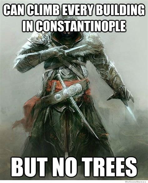 Funny Assassins Creed Memes - assassin 39 s creed funny