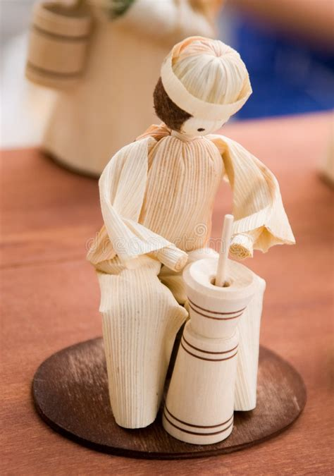 corn husk doll images corn husk doll royalty free stock images image 6020079