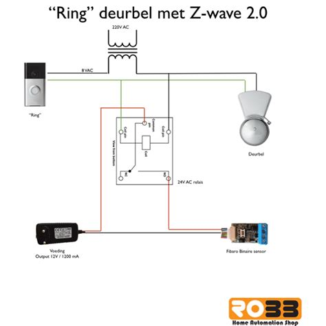ring doorbell wiring diagram buzzer wiring diagram free