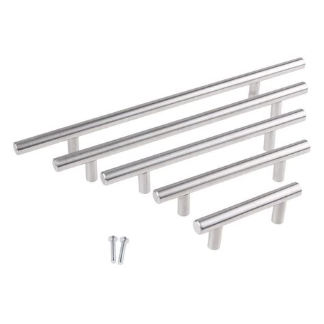 stainless steel kitchen cabinet pulls stainless steel t bar kitchen cabinet cupboard drawer