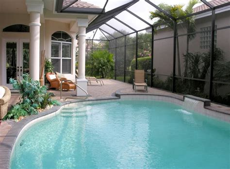 enclosed pools swimming pool design ideas slideshow