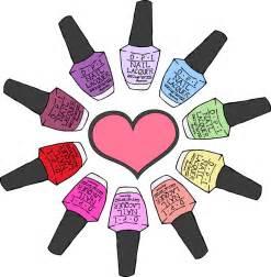Visual ode to nail polish