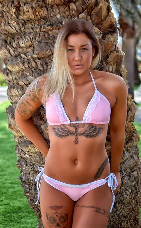 Light Pink Lingerie In Tense Se Baby Pink Orchid