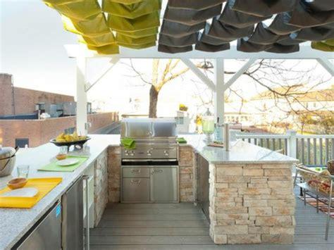 cuisine exterieure en 1001 id 233 es d am 233 nagement d une cuisine d 233 t 233 ext 233 rieure