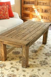 Diy Coffee Tables 15 Reclaimed Diy Coffee Tables Diy And Crafts