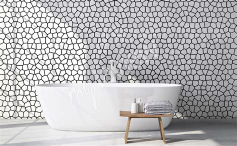 black and white wall mural murals black and white to size of wall myloview