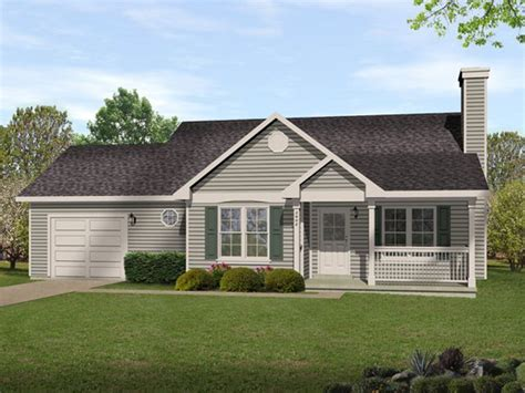 Small Ranch Homes Floor Plans by Marley Ranch Home Plan 058d 0187 House Plans And More