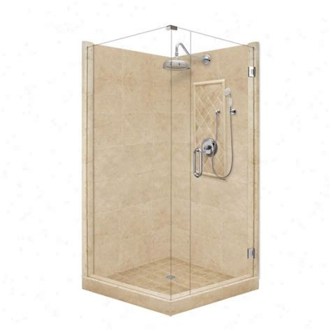 american bath factory shower kohler k 1357 gra 58 devonshire 5 bubblemassage bath with integral apron and right drain
