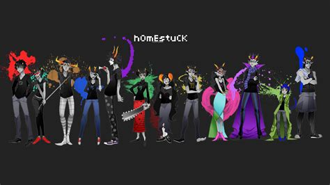 homestuck wallpaper 1366x768 wallpoper 245948