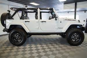 White Jeep Rubicon 2016 Jeep Wrangler Rubicon Unlimited White