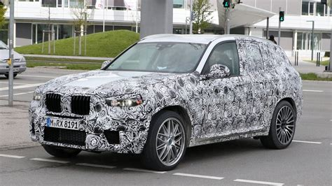 New Bmw 2018 X3 by 2018 Bmw X3 M Spied In Germany