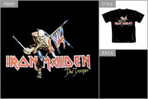 Kaos Iron Maiden 01 aku ingin punya kaos band seperti ini the world that i