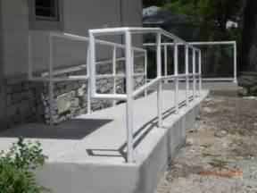 Handicap Ramp Handrails Handicap Ramp Handrail Whitewater Flickr Photo Sharing