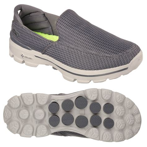 skechers go walk 3 mens walking shoes