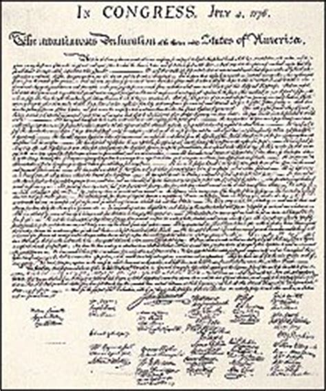 printable version of declaration of independence virginia studies sol review grade 4 5