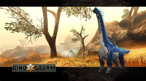 dino storm media wallpaper artwork screenshots