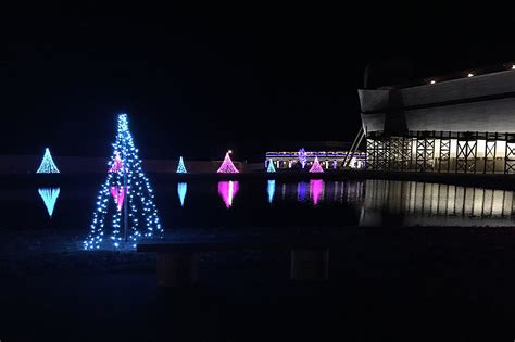 half price christmas led lights experience at the ark for half the price ark encounter