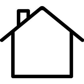 house outline free buildings icons