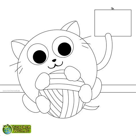 katzen malvorlagen zum ausmalen  blog mit katzen