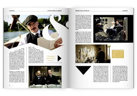 magazine layout my designs pinterest 1 quot layout and magazine inspiration 3 i chose this final magazine spread
