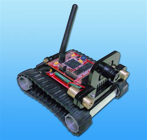 H Infinity Control Of An Autonomous Mobile Robot by Autonomous Robots